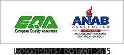 ISO9001:2008-14001:2004認証取得